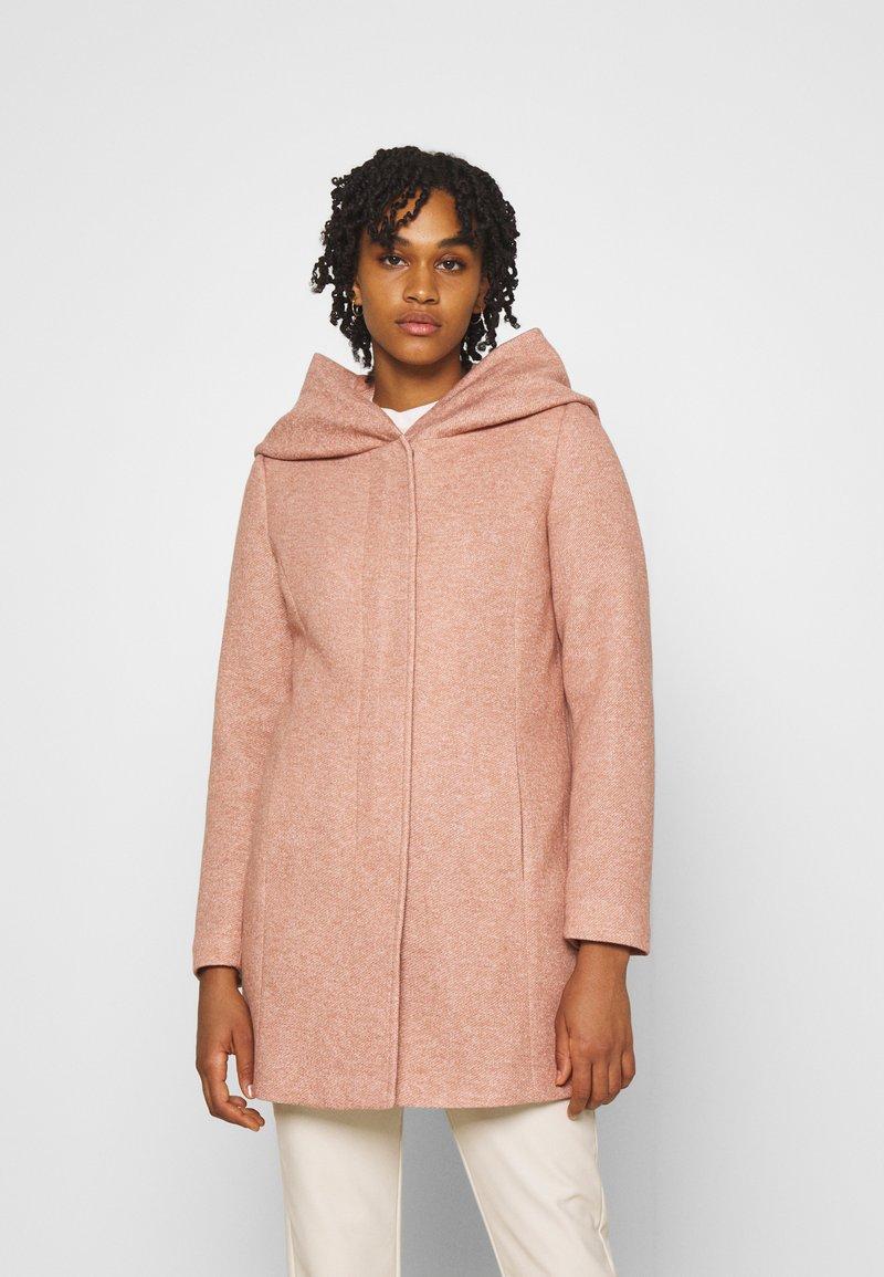 Vero Moda - VMVERODONA - Classic coat - mocha mousse melange