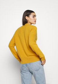 CLOSED - Cardigan - butterscotch - 2