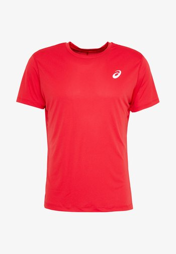 SILVER SS - Basic T-shirt - classic red