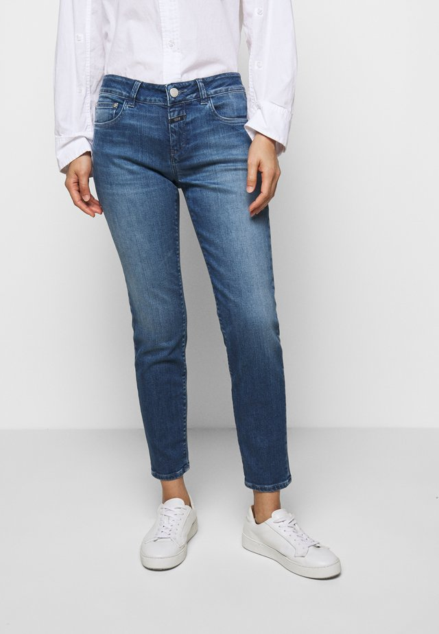 BAKER - Jeans Skinny Fit - mid blue wash
