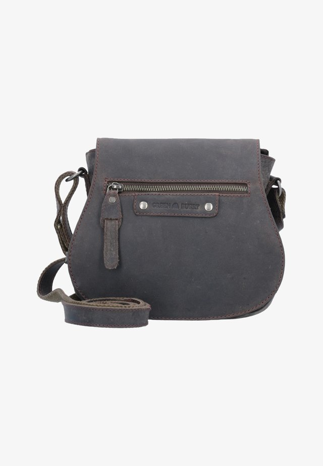 VINTAGE REVIVAL  - Across body bag - brown