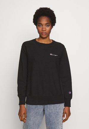 CREWNECK - Collegepaita - black