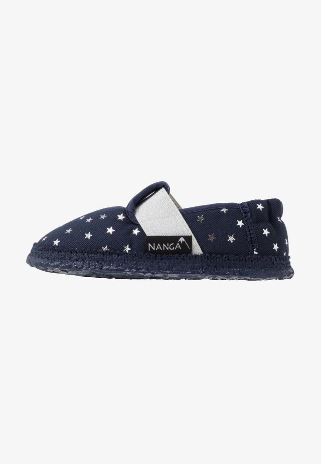 KLEINER STERN - Slippers - dunkelblau