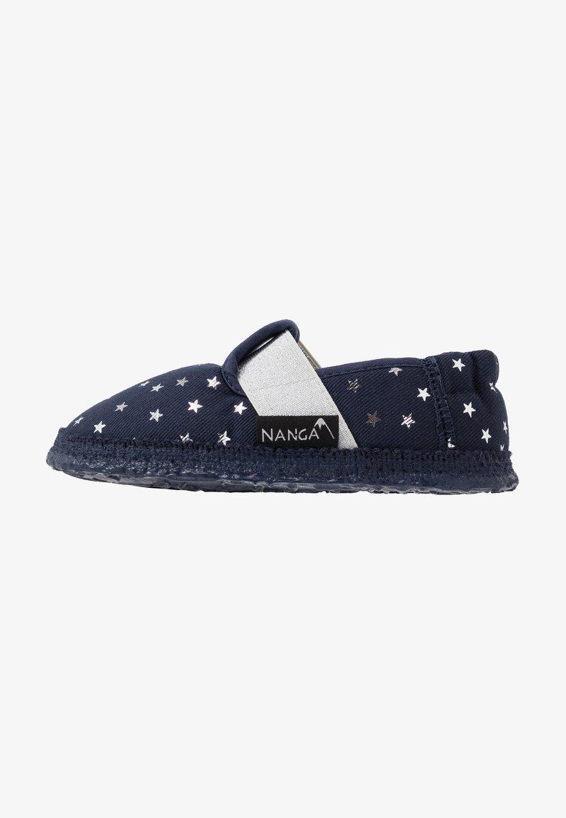 Nanga - KLEINER STERN - Domácí obuv - dunkelblau