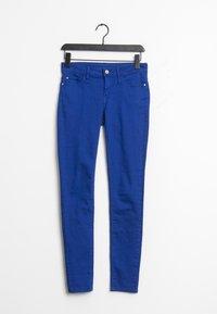 Mango - Trousers - blue - 0