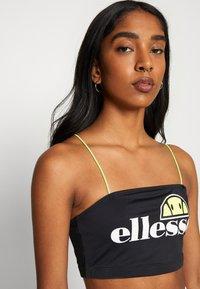 Ellesse - GOZZI X SMILEY - Top - black - 3