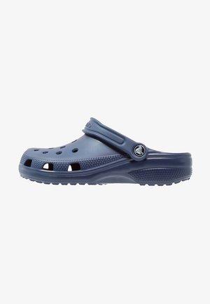 CLASSIC UNISEX - Sandales de bain - navy