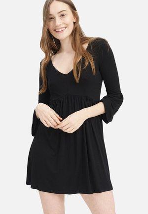 HELEN  - Jersey dress - black