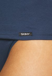 Skiny - DAMEN TANK ADVANTAGE FLASH 2 PACK - Undershirt - insigniablue - 5
