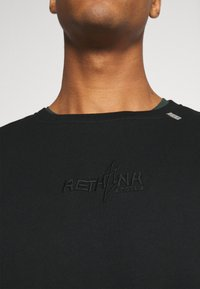 RETHINK Status - CREWNECK UNISEX - Sweatshirt - black - 6