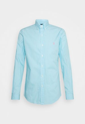 NATURAL - Camicia - turquoise