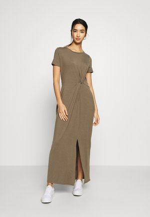 VMAVA LULU ANCLE DRESS - Maxi dress - bungee