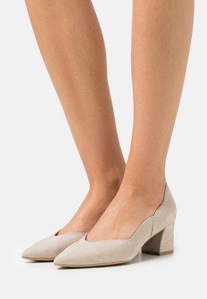Classic heels - dune