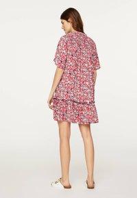 OYSHO - Jersey dress - red - 2