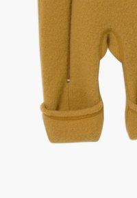 Joha - UNISEX - Jumpsuit - mustard yellow - 3