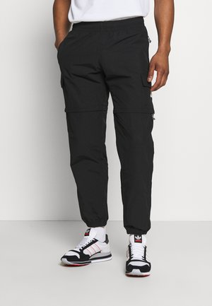 UTILITY TWO IN ONE ORIGINALS - Pantalones cargo - black