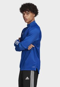 adidas Performance - CONDIVO 20 PRIMEGREEN TRACK - Long sleeved top - royal blue - 2