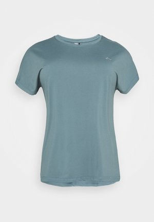 ONPAUBREE  - T-shirt basic - goblin blue