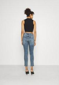 Diesel - BABHILA - Jeans Skinny Fit - denim blue - 2