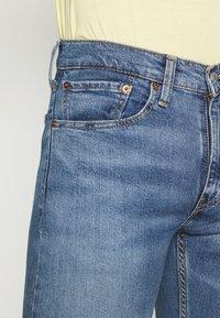 Levi's® - 519™ EXT SKINNY HI BALLB - Jeans Skinny Fit - blue denim - 3