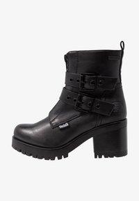 Dockers by Gerli - Cowboy/biker ankle boot - schwarz - 1