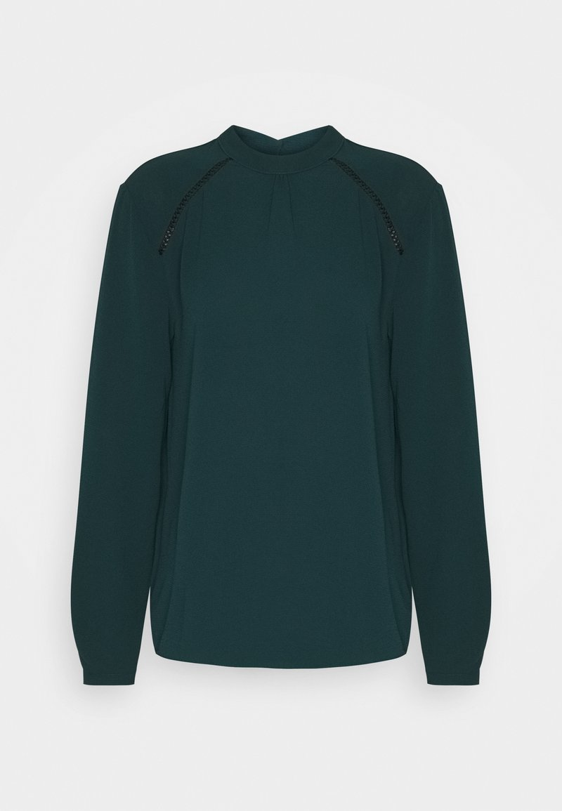 ONLY - ONLNEW MALLORY BLOUSE SOLID - Blouse - green gables