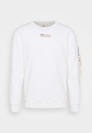 Collegepaita - organic white
