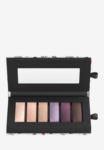 JOYFUL COLOR GEN NUDE EYESHADOW PALETTE - Eyeshadow palette - chai/cider/toasty/flashplumvelvet