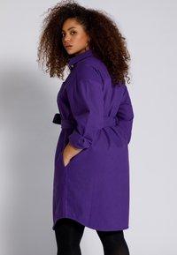 Studio Untold - Shirt dress - violette - 1