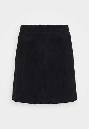 ONLTERRY - A-line skirt - black