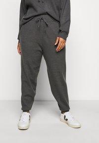 Even&Odd Curvy - Sweatshirt - dark grey - 2