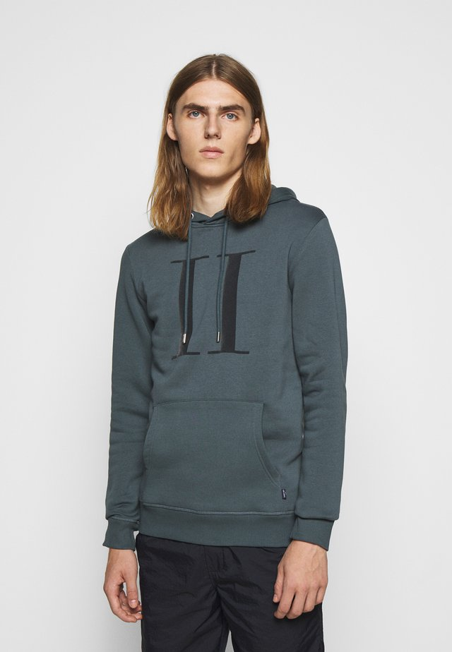 ENCORE HOODIE - Sweat à capuche - blue fog/anthrazit