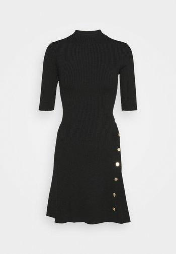 ROSEA - Jumper dress - noir