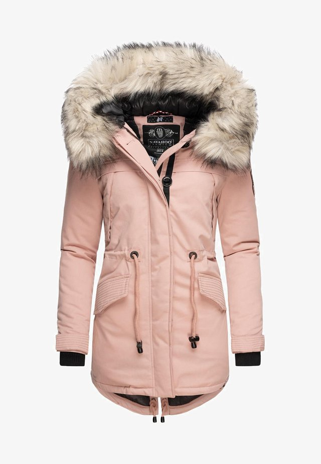 Cappotto invernale -  pink