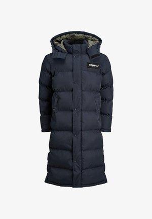 Płaszcz zimowy - dark navy