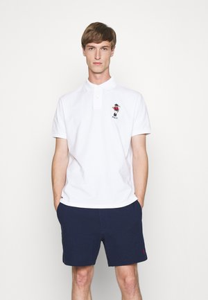 SHORT SLEEVE - Poloshirt - white