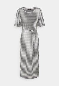 VMALONA 2/4 CALF DRESS - Jersey dress - navy blazer/white