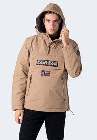Napapijri - Winter jacket - beige - 4