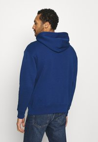 Levi's® - PEANUTS RELAXD GRAPHIC HOODIE - Jersey con capucha - blues - 2