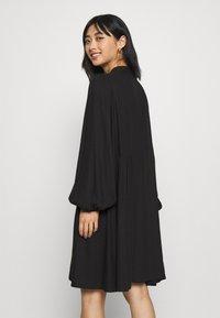 Selected Femme Petite - SLFJOFRID SHORT DRESS - Day dress - black - 2