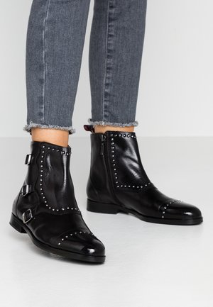 SUSAN  - Cowboy/biker ankle boot - black