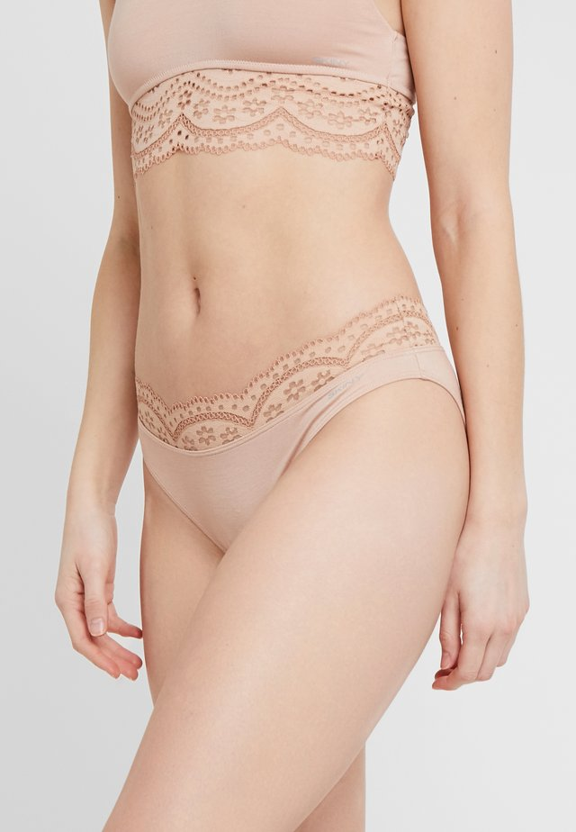 DAMEN RIO NATURE LOVE - Figi - almond