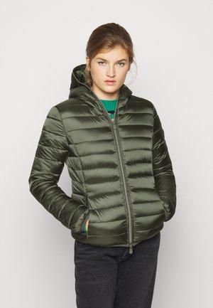IRISY - Zimní bunda - thyme green