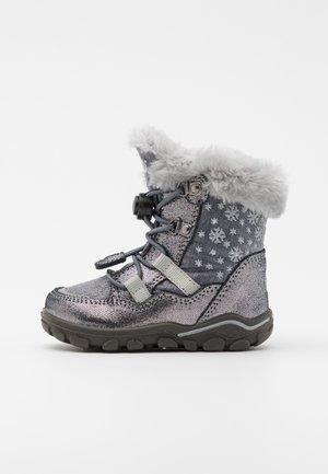 KUKI SYMPATEX - Zimní obuv - grey