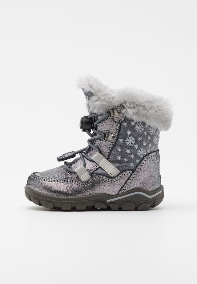 KUKI SYMPATEX - Winter boots - grey