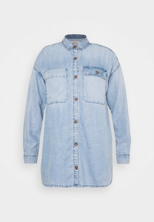 Button-down blouse - vintage bleachwash