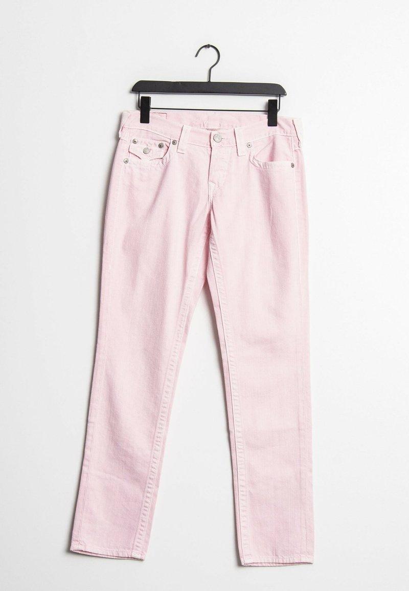 True Religion - Broek - pink