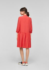 QS by s.Oliver - Shirt dress - red - 2