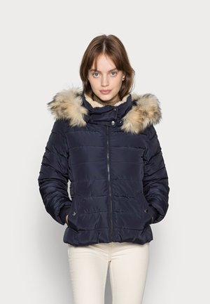 ONLCAMILLA QUILTED JACKET - Winter jacket - night sky