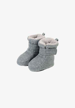 BABY WINTER-SCHUH - Winter boots - silber melange